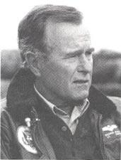Ghw Bush Youngest Aviator
